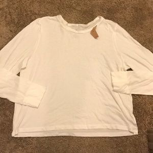American Eagle Outfitters White top
